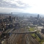 1. Aerial view of the built-up Johannesburg city centre (Dean Hutton, Getty Images).