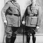 101.  Jan Smuts (right) and Louis Botha in 1914 (Smuts House Museum)
