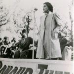 105.  Dr Abdurahman's daughter, Zainunissa (Cissie) Gool  in 1946 (S S Singh Collection, Unisa)