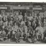 110. The ANC (formerly the SANNC) in 1930, (picture by courtesy of Tim Couzen)s