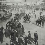 112. The 1913 white miners' strike.   (MuseumAfrica)