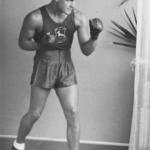 119.  Amateur boxer and member of the Ossewabrandwag,  Robey Leibbrandt (episcopal.worldpress.com)