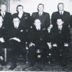 124.  The Afrikaner Nationalist Cabinet of D F Malan in 1953.  (Gallo Images)