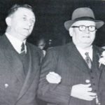 125. Prime Minister D F Malan (right) and J G Strijdom (Gallo Images)