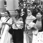 154.  The Women's March (Jurgen Schadeberg)