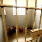 168. Mandela's cell on Robben Island (Gallo Images)