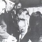 172. death of Hendrik Verwoerd in April 1966 (Central Archives)