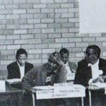 173. Steve Biko addressing SASO students in 1971(Mayibuye Centre Collection, Univ of the Western Cape)