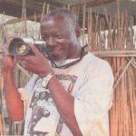 175.  The photographer, Sam Nzima (Bongiwe Mchunu, Independent Media Archives,  The Star 12 June 2013)