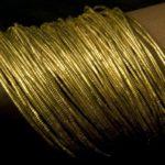 21. Gold bracelets Mapungubwe Museum, UP)