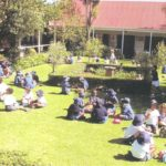210. A better resourced  school in Johannesburg