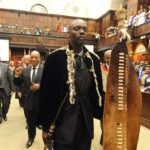 227.   Jacob Zuma with traditional leaders Gallo Images