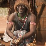 228. A sangoma (GettyImages)