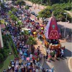 243.  Hindu festival of chariots (Gail Nattrass)