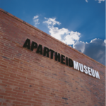 246.  The Apartheid Museum