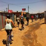 247.  Cycle tour through Soweto (Errol Nattrass)