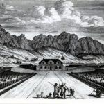 36. Propaganda; picture of Vergelegen in 1712 ( (Cape Archives)