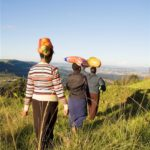 4. Rural African women in the Midlands of KwaZuluNatal  (Gallo Images)