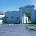 47.  Drosdy gate at Rhodes University (Gail Nattrass)