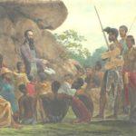 52. Robert Moffat preaching to the Tswana (MuseumAfrica)