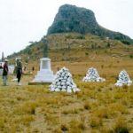 79.  The battlefield at Isandhlwana  (Gail Nattrass)
