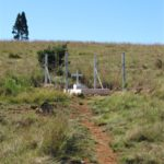 94. The grave of a Boer sentry at Spioenkop near Ladysmith ( Nick West)