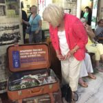 Author, Gail Nattrass, visits the District Six museum in CT